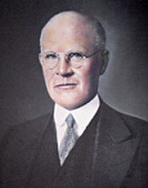 Charles Rudolph Walgreen - Walgreen, pictured above, is the founder of Walgreens.
