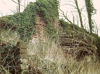 Château de Herrenstein - Image: Chateau du Herrenstein en 1987