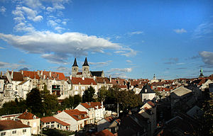 Chaumont, Haute-Marne - Chaumont (Haute-Marne) vieille ville