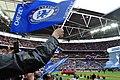 Chelsea 2 Spurs 0 Capital One Cup winners 2015 (16505872380).jpg