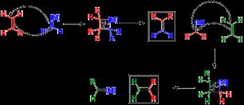 alkene olefin metathesis