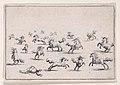 Chevaux Courant en Liberté (Horses Running Freely) Met DP890432.jpg