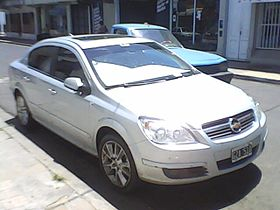 Image illustrative de l'article Chevrolet Vectra