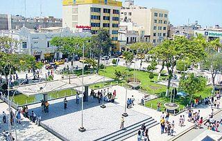 Chiclayo Place in Lambayeque, Peru