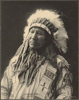 American Horse Lakota chief (1840-1908)