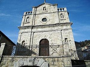 Saviore dell'Adamello - Church of Sant'Antonio