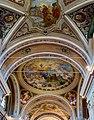 Chiesa San Antonio cupola di Renzo Laiolo 1920 Molinetto Mazzano.jpg