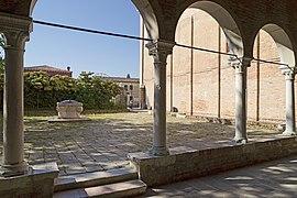Chiesa di San Giobbe - Venezia il chiostro 3.jpg