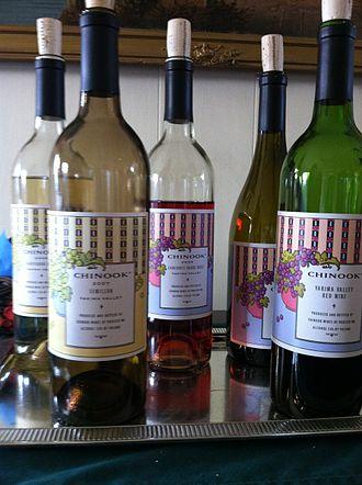 Chinook Wines - Chinook wines.