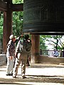 Chion-in bell 2 by MShades in Kyoto.jpg