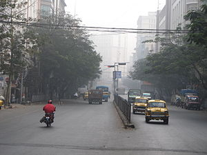 Chittaranjan Avenue - Chittaranjan Avenue.