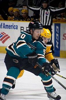 Chris Tierney Ice Hockey Wikipedia