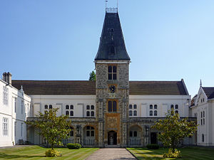 Alleyn's College - Christ's Chapel of God's Gift