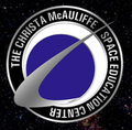 Christa McAuliffe Space Education Center Logo.png
