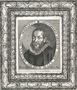 Christoph Helwig 1581