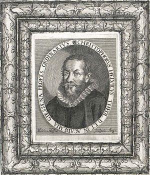 Christoph Helvig - Image: Christoph Helwig 1581