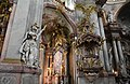 Church of St. Nicholas, Baroque interior, !703-63, Little Quarter, Prague (11) (26214600735).jpg