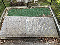 Church of the Holy Innocents, High Beach, Essex, England - churchyard Morrison grave.jpg
