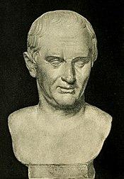 Busto de Cicerón