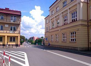 Nisko - City center