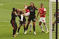 Clarence Seedorf, Alessandro Nesta, Thomas Vermaelen, Mario Yepes & Marouane Chamakh (4867595302).jpg