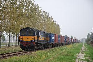Husa Transportation Group - Image: Class 58