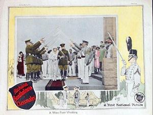 Classmates (1924 film) - Lobby card