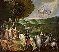 Claude Deruet - Allegory of the Marriage of Louis XIV in 1631.jpg