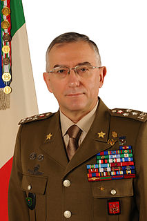 Chairman of the European Union Military Committee