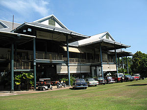 Batu Gajah - Clearwater Sanctuary Golf Resort Clubhouse