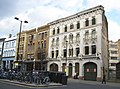 Clerkenwell, Former George Farmiloe building, St John Street, EC1 - geograph.org.uk - 756323.jpg