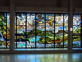 """Henry Haig - """"Jubilation"""", (1972–73), Clifton Cathedral"""