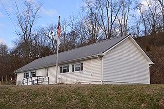 Clinchburg, Virginia human settlement in Virginia, United States of America