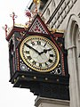 Clock on the Royal Courts of Justice, Strand, WC2 - geograph.org.uk - 1174574.jpg