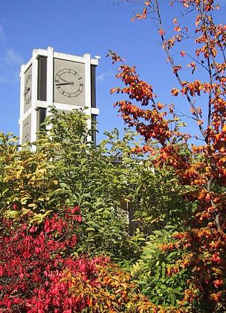 Seattle Pacific University - The SPU Clock Tower