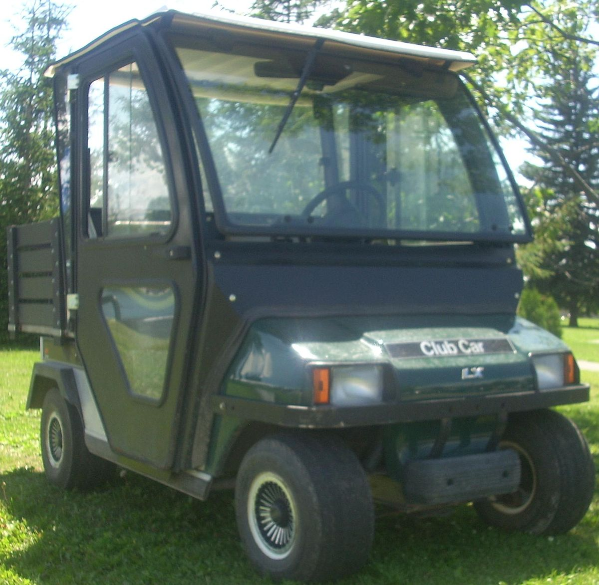 club car wikipedia