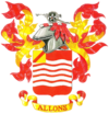 Coat of Arms of the 15th Field Artillery.png