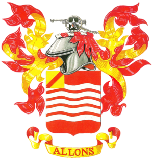 15th Field Artillery Regiment (United States) - Image: Coat of Arms of the 15th Field Artillery