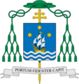 Coat of arms of Costante Maltoni.png