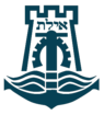 Coat of arms of Eilat.png