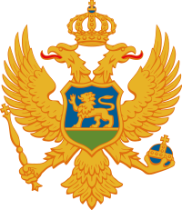 Coat of arms of Montenegro.svg