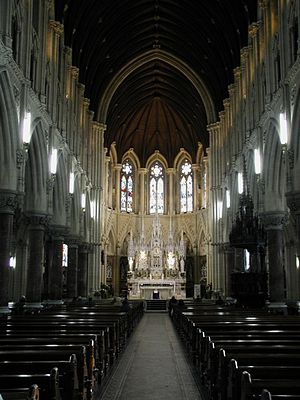 Roman Catholic Diocese of Cloyne - St. Colman's Cathedral, Cobh