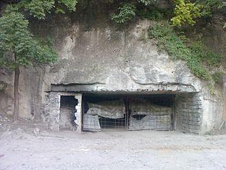 Sokyriany - Sokyriany quarry