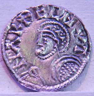 Harthacnut - Penny struck in Harthacnut's name