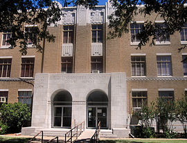 Collingsworth County, TX, Court House, IMG 6175.JPG