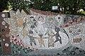 Collodi, Parco di Pinocchio, piazza dei mosaici 06.jpg