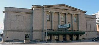 Colorado Springs City Auditorium - Image: Colorado Springs City Auditorium