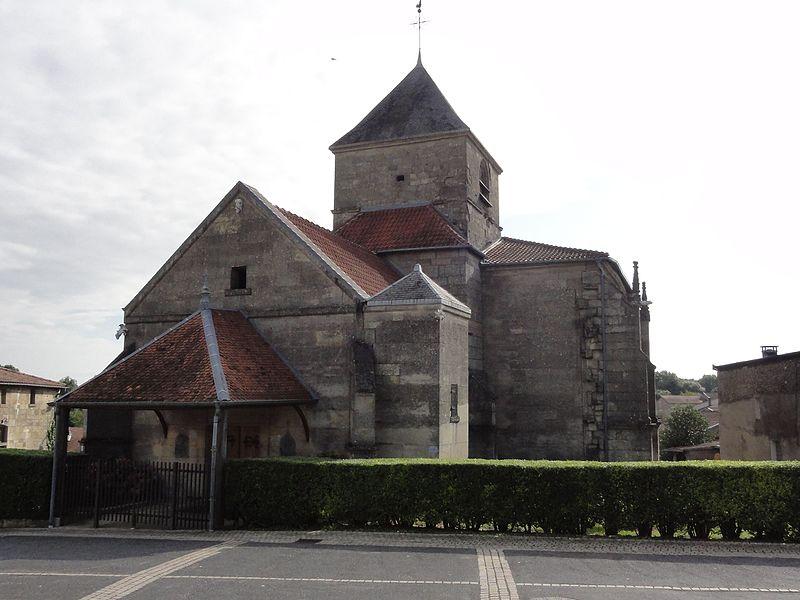 Église de la Nativité de la Vierge de Combles-en-Barrois