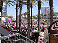Comic-Con 2010 - crowds fill the Gaslamp District (4874439731).jpg