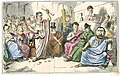 Comic History of Rome Table 10 Cicero denouncing Catiline.jpg